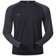 Bergans M's Slingsby Long Sleeve Black/Solid Charcoal